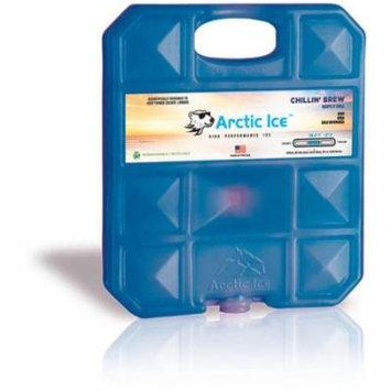 Arctic Ice 1.5 lb Chillin Brew Reusable Cooler