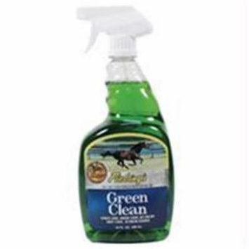 Fiebing GRCL00P032Z Horse Green Clean Spot & Stain Remover, 32-oz. Spray