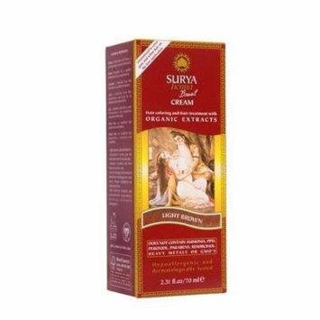 Surya - Henna Cream, Silver Fox, 2.31 oz