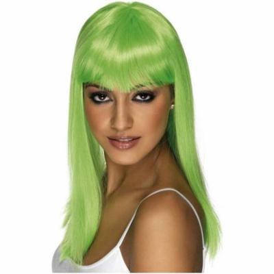 Glamourama Neon Green Wig