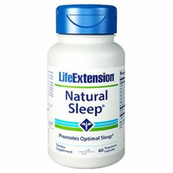 Natural Sleep Life Extension 60 VCaps