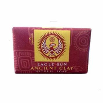 Clay Soap Eagle Sun Zion Health 6 oz Bar Soap