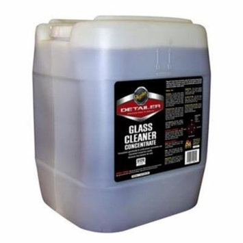 Meguiars D12005 Glass Cleaner Concentrate, 5-Gallon