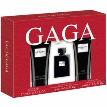 Gaga Eau de Parfum Gift Set, 3 pc