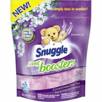 Snuggle Scent Boosters Lavender Joy Concentrated Scent Pacs, 26 count, 18.3 oz