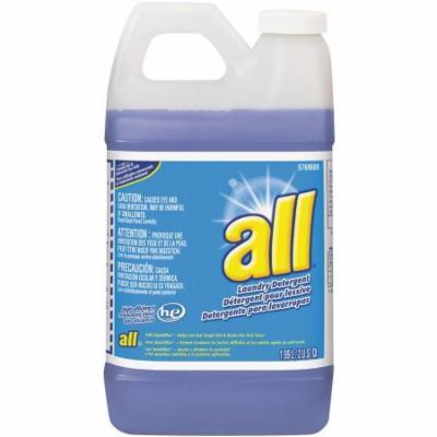 HE Liquid Laundry Detergent, Original Scent, 64 oz. Bottle