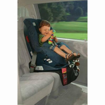 Compact seatSAVER and Baby View Mirror