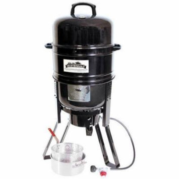 Masterbuilt 7 in 1 Charcoal / Propane Smoker and Grill