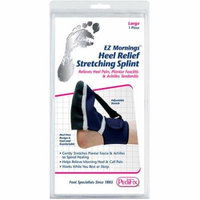 Pedifix Ez-Mornings Heel Relief Stretching Large Splint, 1ct