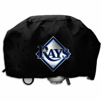 MLB Rico Industries Deluxe Grill Cover, Tampa Bay Rays