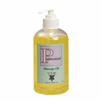 Peppermint Massage Oil V'TAE Parfum and Body Care 8 oz Oil