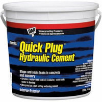 Dap 14090 10 lb Pail Quick Plug Hydraulic Cement