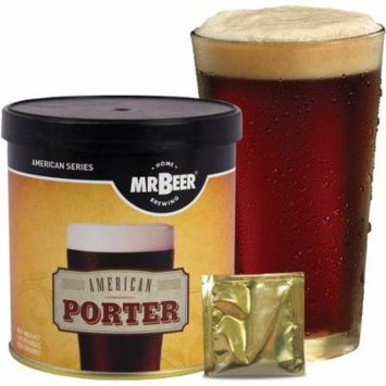 Mr. Beer American Porter Beer Making Refill Kit