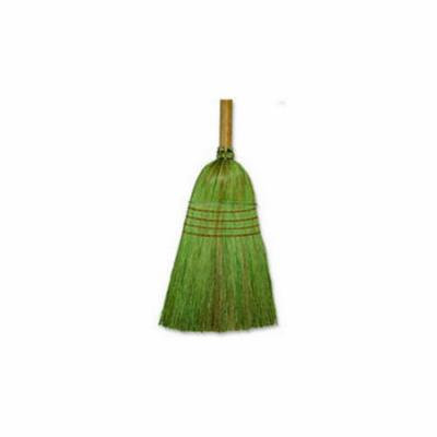 BOARDWALK Warehouse Broom in Black and Natural