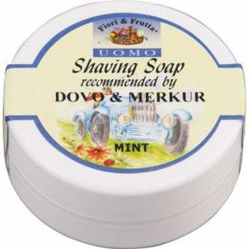 Dovo Merkur Shaving Cream, Mint Multi-Colored