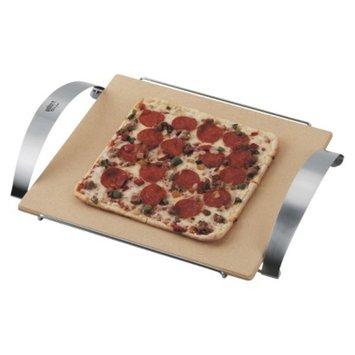 Weber Style Pizza Stone - Gray (16x14)