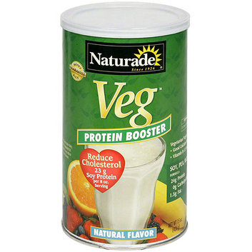 Naturade Veg Natural Flavor Protein Booster Powder