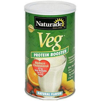Naturade Veg Natural Flavor Protein Booster Powder