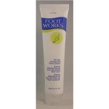 Avon Footworks Avon Foot Works All Day Deodorant Foot Cream