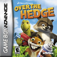 Vicarious Visions Over the Hedge