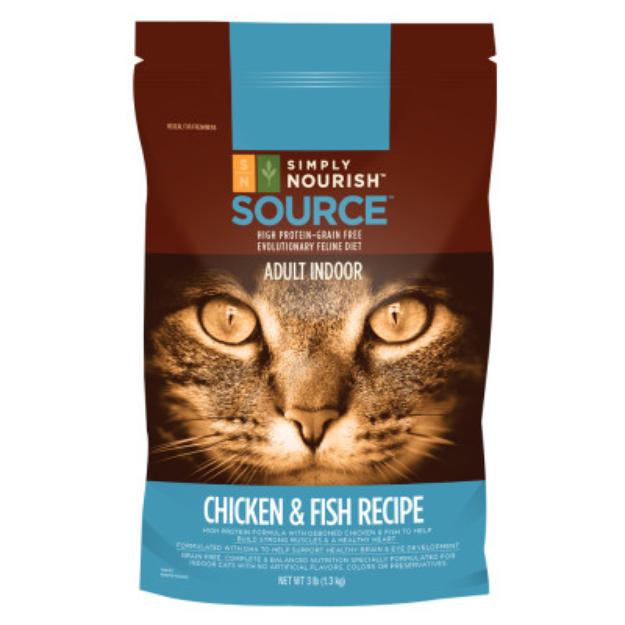 Simply NourishTM Source Indoor Adult Cat Food