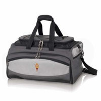 Arizona State Buccaneer Tailgating Embroidered Cooler (Black)