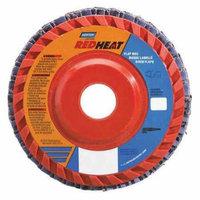 NORTON 66623399026 Flap Disc, 6 In x 80 Grit, 7/8