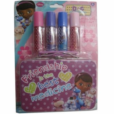 Disney Girls Doc Mc Stuffins Lip Gloss Brilliant Cosmetic Accessory