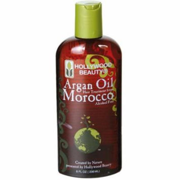 Hollywood Beauty Argan Oil Hair Treatment, 8 oz