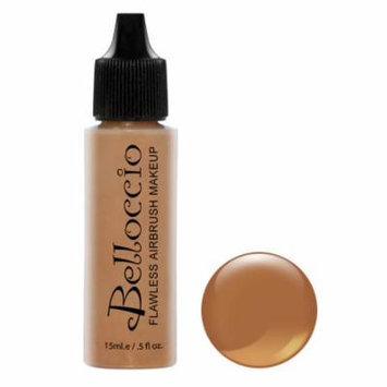 Belloccio Pro Airbrush Makeup COCOA SHADE FOUNDATION Flawless Face Cosmetics