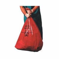 JAGUAR PLASTICS Health Care Low-Density Super Grade Liner 33-Gallon in Red