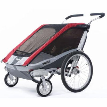 Thule Chariot Cougar 2 - Red