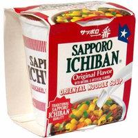 Sapporo Ichiban Original Flavor Oriental Noodle Soup, 2.25 oz (Pack of 12)