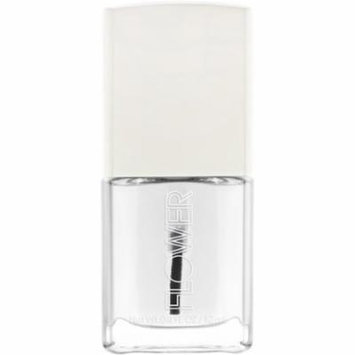FLOWER Beauty Nail's It Nail Lacquer Quick Dry Top Coat, Zero-To-Sixty, 0.4 fl oz
