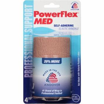 PowerFlex Med Self-Adhering Elastic Bandage, Tan