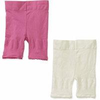 Baby Bella Newborn Baby Girl 2 Pack Fancy Frills Diaper Covers