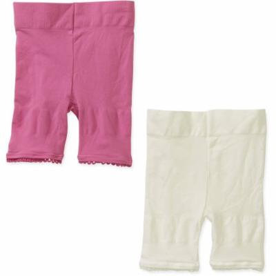 Baby Bella Newborn Baby Girl 2 Pack Fancy Frills Diaper Covers