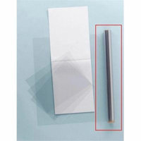 Alvin 6605-4 50' Clear-Lay Film Roll