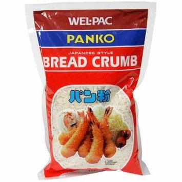 Wel-Pac Panko Breadcrumbs, 6 oz (Pack of 12)