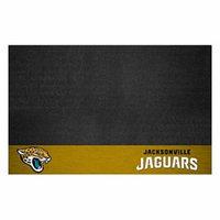 FANMATS 12188 NFL Jacksonville Jaguars Grill Mat
