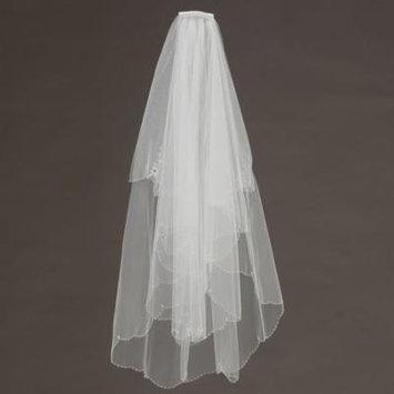 Angels Garment Girls White Flowers Precious Communion Bridal Veil
