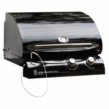 The Outdoor GreatRoom Company 24'' Cook Number Black Porcelain Gas Grill Head