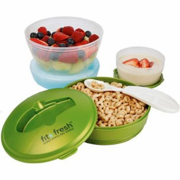 Fit and Fresh Breakfast Chiller