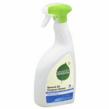 Seventh Generation Natural All Purpose Cleaner 32 oz, (Pack of 8)
