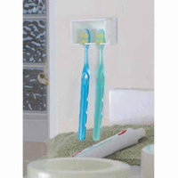 Camco Pop-A-Toothbrush, White