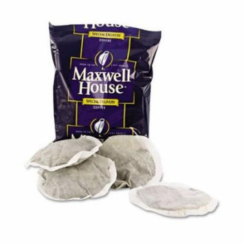 FIVE STAR DISTRIBUTORS, INC. Maxwell House Coffee, Regular Ground, 1.2 Oz Special Delivery Filter Pack, 42/Pack