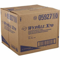 Wypall X70 Professional Foodservice Towels, Blue, 300 count