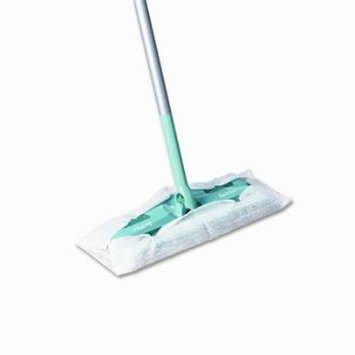 Procter & Gamble Commercial Swiffer Sweeper 10 Wide Mop, Green, 3/carton