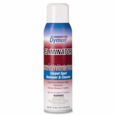 Dymon Eliminator Carpet Spot Remover & Cleaner, 18 oz