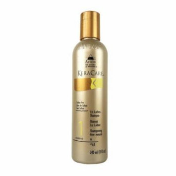 KeraCare 1st Lather Shampoo, 8 fl oz